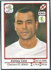 PANINI EURO 2012- #493-ENGLAND-CHELSEA-ASHLEY COLE