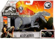 Jurassic World Allosaurus Roarivores Mattel New In Box Wave 1 Hard To Find