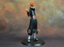 Hot Japanese Anime NARUTO Nagato Pain Cartoon Stand Action Figure Cool Gift 7in