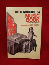 The Commodore 64 Music Book Guide to Programming Music & Sound Scrimshaw Vogel