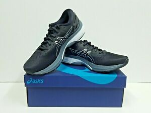 asics GEL-KAYANO 27 Men's Running Shoes Size 8.5 (Black/Pure Silver) NEW