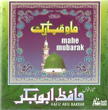 Hafiz Abu Bakar - MAHE Moubarak - Neuf Original CD