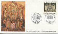 FIRST DAY COVER / PREMIER JOUR FRANCE / WASQUEHAL NORD