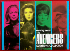 THE AVENGERS - ADDITIONS COLLECTION - Promo Card - Strictly Ink 2005