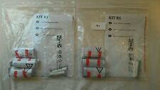 Ikea No Falling Set of 2 Tip Over Restraint and Wall Anchor Safety Kit R1 C1