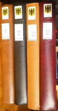 Lindner T 4 Alben Bund 1949 - 1999 gestempelt ca 95% komplett