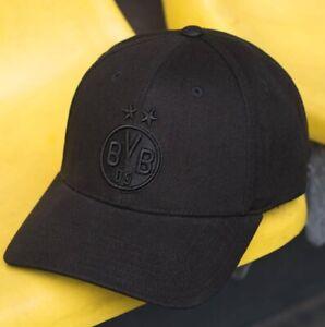 9FIFTY BVB Borussia Dortmund Casquette BVB Noir//Jaune Taille S//M