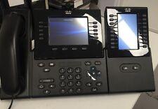 Cisco CP9951-CL-K9 IP PHONE Standard Handset + Unified Key Expansion Module