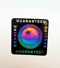 """Hologram Labels Sticker Warranty Void If Removed Tamper Proof """"Original"""""""