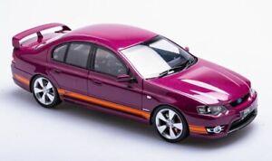 Biante 1/18 FPV (Ford Performance Vehicles) BF GT Menace WIth Orange Stripes MiB