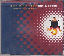 Jam&Spoon-Right In The Night cd maxi single
