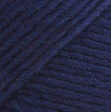 Brown Sheep Lamb's Pride Bulky Chunky Knitting Yarn 15% Mohair 85% Navy Sailor