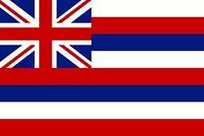 Hawaii State Banner Hawaiian Traditional Flag Size 3X5'
