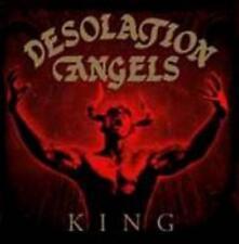 Desolation Angels - King CD #115371