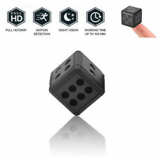 HD 1080P Mini Hidden Spy Camera Home Security DV Night Vision Motion Detection