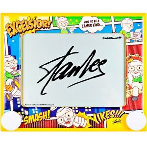 ETCH-A-SKETCH Magic Screen STAN LEE EDITION Age 3+ ~ New in Box