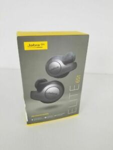 Jabra Elite 65t True Wireless Sport Earbuds Headphones - Black