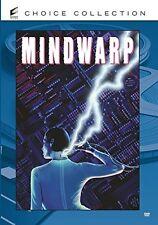 Mindwarp DVD (1992) - Bruce Campbell, Marta Martin, Angus Scrimm, Steve Barnett