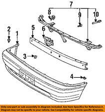 TOYOTA OEM 91-94 Tercel Front Bumper-Upper Support Retainer 9095901428