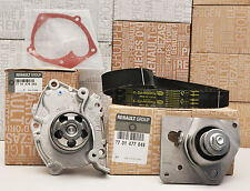 TIMING CAM BELT KIT & WATER PUMP MITSUBISHI CARISMA I 1.9 DI-D F9Q GENUINE OE