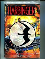 HARBINGER CHILDREN OF THE EIGHTH DAY TPB(NM)BAGGED W/HARBINGER 0 BLUE-VALIANT
