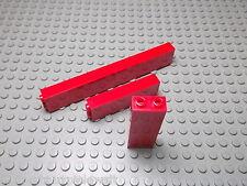 Lego 4 Säulen - Wände 1x2x5 rot  2454  Set 6339 8185 7208 1682