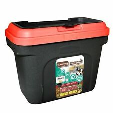 Dried Pet Food Container Ideal For Storing Domestic Food (inc scoop) 8KG/19L