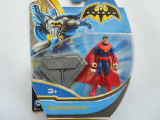 SUPERMAN  BATMAN DC COMICS 2013 MATTEL
