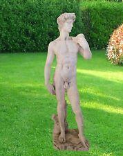 Statua per giardino, arredamento esterno, statua in cemento,