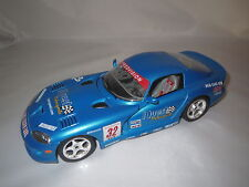 "UMBAU  Dodge  Viper GTS Coupè  #32 ""Iquest Motorsports"" 1:18 ohne Vp. !"