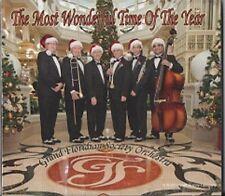 Disney World Grand Floridian Resort Orchestra Christmas CD, NEW