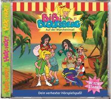 CD * BIBI BLOCKSBERG - HÖRSPIEL 031 - AUF DER MÄRCHENINSEL # NEU OVP KX