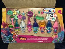 New 2016 Hasbro Toys R Us Exclusive Dreamworks Trolls Stylin Collection Pack