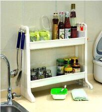 Storage Tower Organizer Slim Narrow Space rack Laundry Kitchen