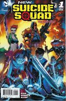 New Suicide Squad #1, NM, (DC Comics) New 52~Harley Quinn, Deathstroke~