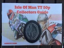 Isla De Man TT 50p * Guía de coleccionistas que cubre IOM Grande 97 y todos los demás!!!