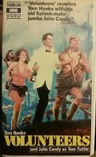 Volunteers (VHS, 1985) ORIGINAL THORN/EMI HBO VIDEO RELEASE FREE SHIPPING