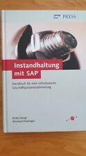 Instandhaltung mit SAP - Handbuch für rollenbasiert Geschäftsprozessoptimierung