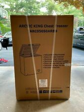 READY TO SHIP Arctic King 5 cu.ft. Chest Freezer Ice Chest BRAND NEW ✅