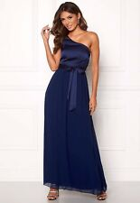 Maxi Dress Size 8 Navy Blue Grecian Style Brand New Bargain!!