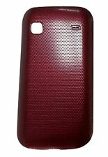 GENUINE Samsung Repp SCH-R680 BATTERY COVER Door Maroon RED smart phone back