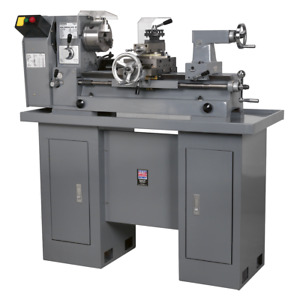 Sealey SM27COMBO2 Metalworking Lathe with Floor Stand