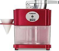 Cuisinart Snow Cone Maker - Red (scm-10) (scm10)