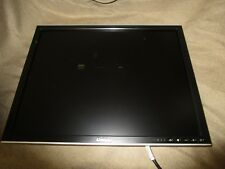"Dell UltraSharp 2007FP 20.1"" LCD Monitor + DVI/VGA/POWER cords (NO STAND)"