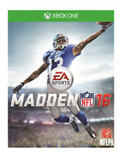 Madden NFL 16 (Microsoft Xbox One)  (BRAND NEW & SEALED)