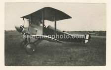 Photo Avion PIONNIER M1 -1914/18 - Tirage Argentique Original d'Époque - 10x16cm