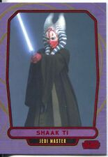 Star Wars Galactic Files Red Parallel #65 Shaak Ti