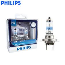 150/% H7 Ampoules de phare double Philips Racing Vision racingvision 12972RVS2