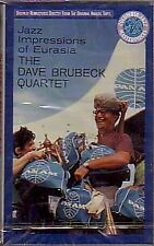 dave brubeck - jazz impressions of eurasia (MC NEU!) 5099747124945