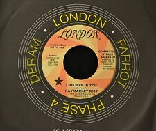 Haymarket Riot London DJ 238 Will I See You Every Sunday and I Believe In You M-